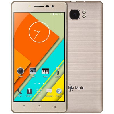 Mpie MG16 Android 6.0 5.0 pollici 3G Smartphone
