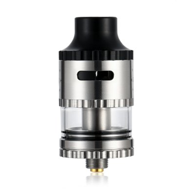 Original YOSTA IGVI RDTARebuildable Atomizers<br>Original YOSTA IGVI RDTA<br><br>Available Color: Silver<br>Brand: Yosta<br>Material: Stainless Steel, Glass<br>Model: IGVI<br>Overall Diameter: 22mm<br>Package Contents: 1 x YOSTA IGVI RDTA, 1 x Extra Glass Tank, 2 x Clapton Wire, 6 x Insulated Ring, 4 x Screw, 1 x Allen Key, 1 x O-ring<br>Package size (L x W x H): 12.40 x 5.10 x 3.50 cm / 4.88 x 2.01 x 1.38 inches<br>Package weight: 0.120 kg<br>Product size (L x W x H): 2.20 x 2.20 x 4.50 cm / 0.87 x 0.87 x 1.77 inches<br>Product weight: 0.031 kg<br>Rebuildable Atomizer: RBA,RDA,RTA<br>Tank Capacity: 1.5ml<br>Thread: 510<br>Type: Rebuildable Atomizer, Rebuildable Drippers, Rebuildable Tanks