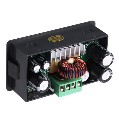 DP50V5A LCD Converter Adjustable Voltage Meter Regulator