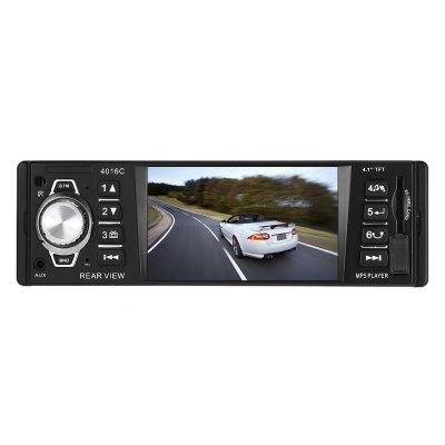 4016C 4.1 Inch Car MP5 Player