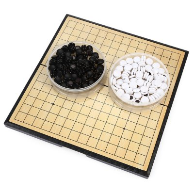 C - 5 Magnetic Gomoku Board Game