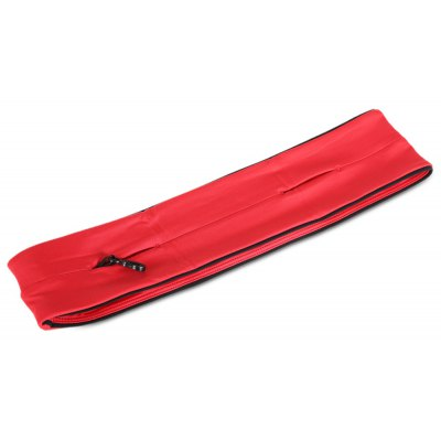 Soft Spandex Sports Waist Bag Pouch for 5.5 inch Mobile Phone