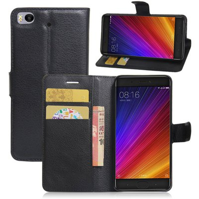PU Leather Protective Full Body Case for Xiaomi 5S