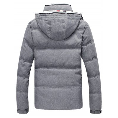 GODLIKE Twilled Detachable Hood Down JacketMens Jackets &amp; Coats<br>GODLIKE Twilled Detachable Hood Down Jacket<br><br>Closure Type: Zipper<br>Clothes Type: Down Coat<br>Collar: Hooded<br>Colors: Black,Gray<br>Embellishment: Zippers<br>Filling: Goose Down<br>Materials: Cotton<br>Package Content: 1 x GODLIKE Men Down Jacket<br>Package Dimension: 40.00 x 30.00 x 3.00 cm / 15.75 x 11.81 x 1.18 inches<br>Package weight: 1.160 kg<br>Pattern Type: Others<br>Product weight: 0.530 kg<br>Seasons: Autumn,Winter<br>Shirt Length: Regular<br>Size1: 2XL,3XL,L,M,XL<br>Sleeve Length: Long Sleeves<br>Style: Fashion<br>Thickness: Thickening