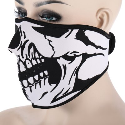 CS Skull Mask Windproof Face Guard for Outdoor CyclingCycling Clothings<br>CS Skull Mask Windproof Face Guard for Outdoor Cycling<br><br>Package Contents: 1 x Skull Mask<br>Package Dimension: 30.00 x 18.00 x 1.00 cm / 11.81 x 7.09 x 0.39 inches<br>Package weight: 0.060 kg<br>Product Dimension: 50.00 x 15.00 x 0.50 cm / 19.69 x 5.91 x 0.2 inches<br>Product weight: 0.040 kg