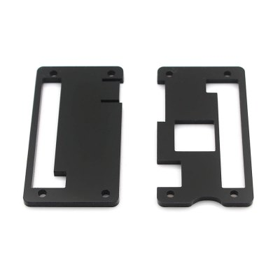 Acrylic CaseRaspberry Pi<br>Acrylic Case<br><br>Mainly Compatible with: Raspberry Pi<br>Material: Acrylic<br>Product weight: 0.018 kg<br>Package weight: 0.040 kg<br>Product Size(L x W x H): 6.60 x 3.50 x 0.30 cm / 2.6 x 1.38 x 0.12 inches<br>Package Size(L x W x H): 7.60 x 4.50 x 1.30 cm / 2.99 x 1.77 x 0.51 inches<br>Package Contents: 2 x Acrylic Board, 4 x Screw, 4 x Nut, 4 x Rubber Ring