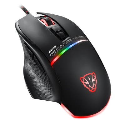 Motospeed V10 USB Gaming Wired Mouse