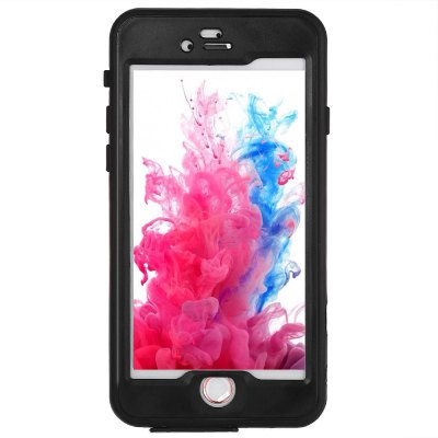 IPX68 Waterproof Protective Case for iPhone 7iPhone Cases/Covers<br>IPX68 Waterproof Protective Case for iPhone 7<br><br>Compatible for Apple: iPhone 7<br>Features: Anti-knock,FullBody Cases,Waterproof Case,With Lanyard<br>Material: PC,Silicone<br>Style: Modern,Transparent<br>Color: Black,White<br>Product weight: 0.037 kg<br>Package weight: 0.112 kg<br>Product size (L x W x H): 14.80 x 7.50 x 1.10 cm / 5.83 x 2.95 x 0.43 inches<br>Package size (L x W x H): 19.00 x 10.60 x 2.70 cm / 7.48 x 4.17 x 1.06 inches<br>Package Contents: 1 x Phone Case, 1 x Lanyard, 1 x English User Manual