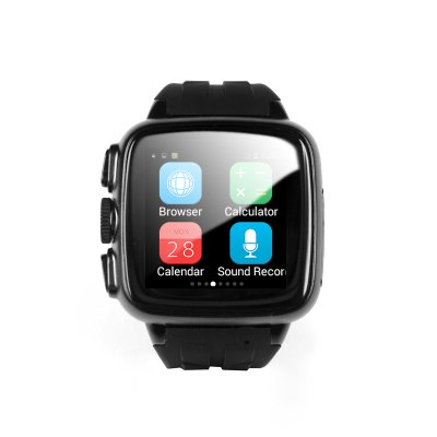 TenFifteen X9 PLUS Android 4.4 1.54 inch 3G Smartwatch Phone