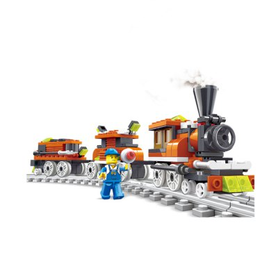 ABS Train Miniature Kit