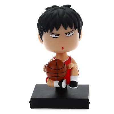Action Figure Animation Game ABS + PVC Toy - 4.3 inch