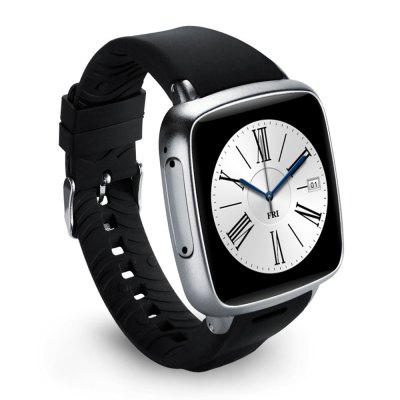 TenFifteen X9A Plus 3G Smartwatch PhoneSmart Watch Phone<br>TenFifteen X9A Plus 3G Smartwatch Phone<br><br>Brand: TenFifteen<br>Type: Watch Phone<br>OS: Android 5.1<br>CPU: MTK6572<br>Cores: 1.3GHz,Dual Core<br>RAM: 512MB<br>ROM: 4GB<br>External Memory: TF card up to 32GB (not included)<br>Compatible OS: Android,IOS<br>Wireless Connectivity: 3G,Bluetooth 4.0,GPS,GSM<br>Network type: GSM+WCDMA<br>Frequency: GSM 850/900/1800/1900MHz WCDMA 2100MHz<br>Support 3G : Yes<br>GPS: Yes<br>Bluetooth Version: V4.0<br>Screen type: Capacitive<br>Screen size: 1.54 inch<br>Screen resolution: 240 x 240<br>Camera type: Single camera<br>Front camera: 5.0MP<br>SIM Card Slot: Single SIM(Micro SIM slot)<br>TF card slot: Yes<br>Speaker: Supported<br>Picture format: BMP,JPEG,PNG<br>Music format: AMR,MP3,OGG,WAV<br>Video format: 3GP,FLV,MP4,RMVB<br>Languages: German, English, Spanish, French, Italian, Dutch, Portuguese,Turkish, Russian, Arabic, Thai, Chinese<br>Additional Features: 2G,3G,Alarm,Bluetooth,GPS,MP3,MP4,Notification,People,Sound Recorder,Waterproof,Wi-Fi<br>Functions: Heart rate measurement,Message<br>Cell Phone: 1<br>Battery: 600mAh Built-in<br>USB Cable: 1<br>Screwdriver: 1<br>English Manual : 1<br>Product size: 6.00 x 4.30 x 1.70 cm / 2.36 x 1.69 x 0.67 inches<br>Package size: 11.00 x 11.00 x 11.00 cm / 4.33 x 4.33 x 4.33 inches<br>Product weight: 0.026 kg<br>Package weight: 0.300 kg