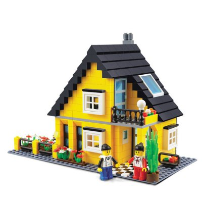 ABS Cartoon Building Brick - 458pcs / setBlock Toys<br>ABS Cartoon Building Brick - 458pcs / set<br><br>Completeness: Semi-finished Product<br>Gender: Unisex<br>Materials: ABS<br>Package Contents: 458 x Module, 1 x Instruction Operation<br>Package size: 42.30 x 31.00 x 6.70 cm / 16.65 x 12.2 x 2.64 inches<br>Package weight: 0.420 kg<br>Product size: 18.00 x 10.00 x 15.00 cm / 7.09 x 3.94 x 5.91 inches<br>Product weight: 0.400 kg<br>Stem From: Europe and America<br>Theme: Movie and TV