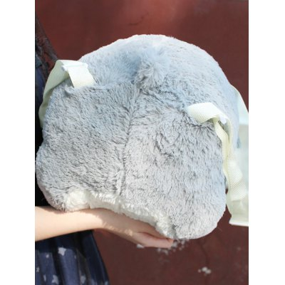 Adorable Soft Plush Hamster Backpack Students BagWomens Bags<br>Adorable Soft Plush Hamster Backpack Students Bag<br><br>Package Size(L x W x H): 44.00 x 33.00 x 22.00 cm / 17.32 x 12.99 x 8.66 inches<br>Package weight: 0.640 kg<br>Packing List: 1 x Backpack<br>Product weight: 0.590 kg<br>Style: Casual