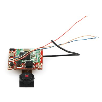 Original JJRC 0.3MP WiFi CameraRC Quadcopter Parts<br>Original JJRC 0.3MP WiFi Camera<br><br>Brand: JJRC<br>Compatible with: H37 RC Selfie Drone<br>Feature: WiFi Connection,  0.3MP<br>Package Contents: 1 x WiFi Camera<br>Package size (L x W x H): 12.00 x 8.00 x 2.00 cm / 4.72 x 3.15 x 0.79 inches<br>Package weight: 0.022 kg<br>Product size (L x W x H): 3.00 x 2.00 x 1.00 cm / 1.18 x 0.79 x 0.39 inches<br>Product weight: 0.003 kg<br>Type: Camera