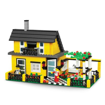 ABS Cartoon Building Brick - 449pcs / setBlock Toys<br>ABS Cartoon Building Brick - 449pcs / set<br><br>Completeness: Semi-finished Product<br>Gender: Unisex<br>Materials: ABS<br>Package Contents: 449 x Module, 1 x Instruction Operation<br>Package size: 42.40 x 31.00 x 6.70 cm / 16.69 x 12.2 x 2.64 inches<br>Package weight: 0.7700 kg<br>Product size: 20.00 x 12.00 x 18.00 cm / 7.87 x 4.72 x 7.09 inches<br>Product weight: 0.4200 kg<br>Stem From: Europe and America<br>Theme: Movie and TV