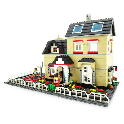 ABS Cartoon Building Brick - 755pcs / set