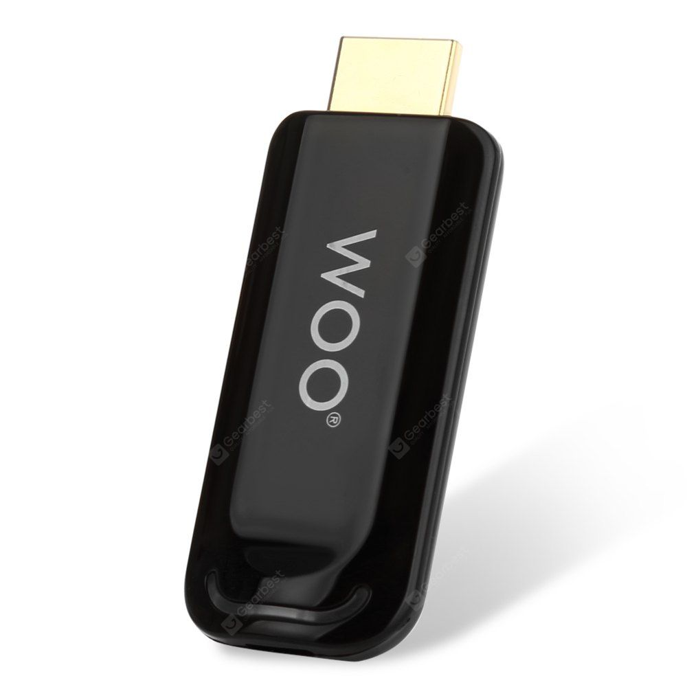 WOO MT001 DLNA Airplay Miracast Receiver HDMI WiFi Dongle