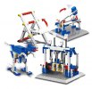 Mechanical Theme Educational 3D Puzzle Electric Toy