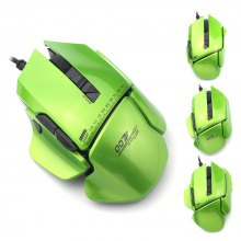 James Donkey 007 DIY USB Gaming Wired Mouse