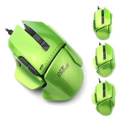 JamesDonkey 007 DIY USB Gaming Wired Mouse