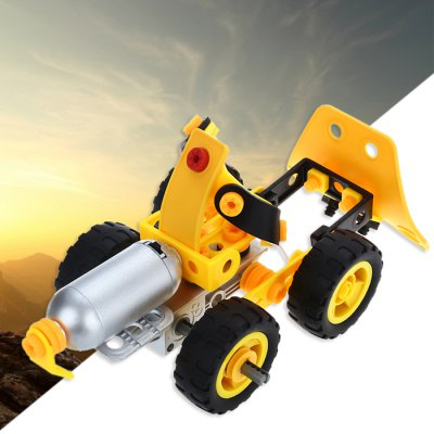 Deformable 10 Model Educational Car Assembly Building Block