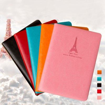 Retro Note Book Stationery / Office SuppliesNotebooks &amp; Pads<br>Retro Note Book Stationery / Office Supplies<br><br>Type: Others<br>Material: Paper<br>Color: Black,Blue,Orange,Pink,Red<br>Product weight: 0.750 kg<br>Package weight: 0.820 kg<br>Product size (L x W x H): 25.00 x 17.00 x 2.10 cm / 9.84 x 6.69 x 0.83 inches<br>Package size (L x W x H): 26.00 x 18.00 x 3.10 cm / 10.24 x 7.09 x 1.22 inches<br>Package Contents: 1 x Retro Note Book