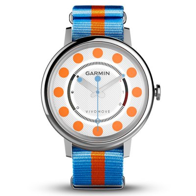 GARMIN vivomove Smartwatch Android iOS Compatible
