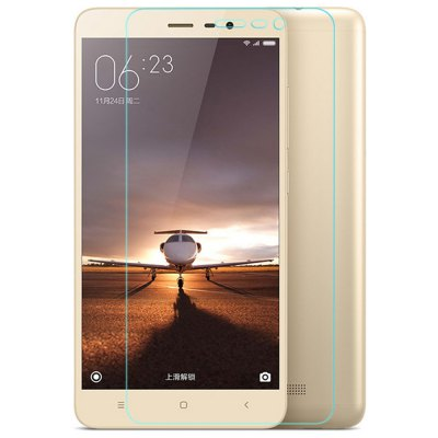 Luanke Tempered Glass Protector for Xiaomi Redmi Note 3 Pro