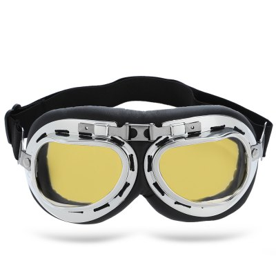 UV-resistant Protective Glasses Windproof Motorcycle GoggleSunglasses &amp; Sports Glasses<br>UV-resistant Protective Glasses Windproof Motorcycle Goggle<br><br>Functions: Dustproof, UV Protection, Windproof<br>Lens height: 4.5cm<br>Lens width: 7cm<br>Package Contents: 1 x Protective Glasses<br>Package size (L x W x H): 20.00 x 9.00 x 3.00 cm / 7.87 x 3.54 x 1.18 inches<br>Package weight: 0.086 kg<br>Product size (L x W x H): 19.00 x 8.50 x 4.00 cm / 7.48 x 3.35 x 1.57 inches<br>Product weight: 0.052 kg
