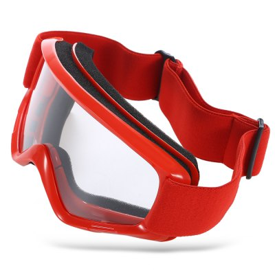 Motorcycle Protective Glasses Goggle with Foldable Frame