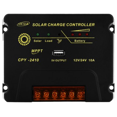 UEIUA CPY - 2410 Intelligent Solar Charge Controller