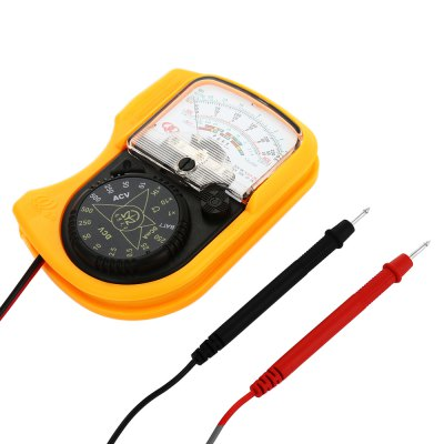 QQ2.0 AC DC Voltage Current Resistance Analog Multimeter