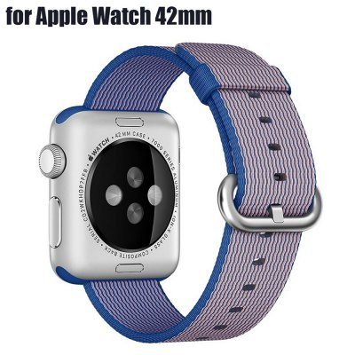 Nylon Watch Strap Replacement for Apple Watch 42mm