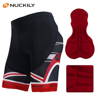 NUCKILY Cycling Short Pants