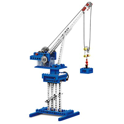 4 in 1 Mechanical Building Block Toy
