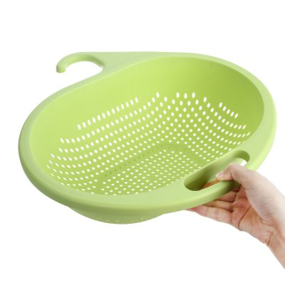 SUMSHUN Vegetable Fruit Wash Drainer Strainer