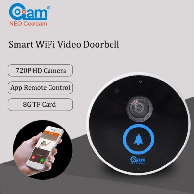 NEO Coolcam iDoorbell Smart WiFi Doorbell