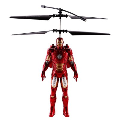 ZOYO Cartoon Hero Infrared Control Helicopter