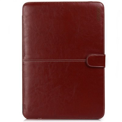 ENKAY PU Leather Protective Case for MacBook Pro 15.4 inchMac Cases/Covers<br>ENKAY PU Leather Protective Case for MacBook Pro 15.4 inch<br><br>Color: Black,Brown,Rose Madder<br>Compatible with: MacBook Pro 15.4 inch<br>Material: PU Leather<br>Package Contents: 1 x Protective Case<br>Package size (L x W x H): 41.00 x 27.00 x 3.10 cm / 16.14 x 10.63 x 1.22 inches<br>Package weight: 0.400 kg<br>Product size (L x W x H): 36.30 x 25.20 x 2.10 cm / 14.29 x 9.92 x 0.83 inches<br>Product weight: 0.368 kg