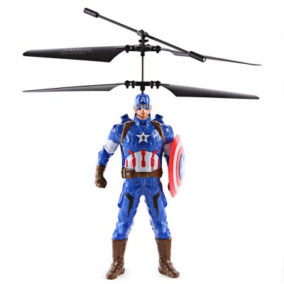 ZOYO Flying Hero Shape Infrared Control Helicopter