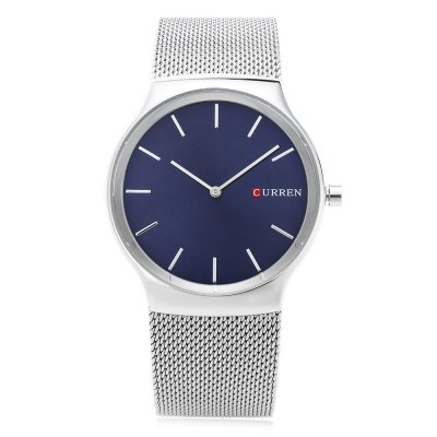 CURREN 8256 Casual Men Quartz WatchMens Watches<br>CURREN 8256 Casual Men Quartz Watch<br><br>Band material: Stainless Steel, Stainless Steel<br>Band size: 23.5 x 2.3 cm / 9.25 x 0.91 inches , 23.5 x 2.3 cm / 9.25 x 0.91 inches<br>Brand: Curren, Curren<br>Case material: Stainless Steel, Stainless Steel<br>Clasp type: Hook buckle, Hook buckle<br>Dial size: 4 x 4 x 0.8 cm / 1.57 x 1.57 x 0.31 inches , 4 x 4 x 0.8 cm / 1.57 x 1.57 x 0.31 inches<br>Display type: Analog, Analog<br>Movement type: Quartz watch, Quartz watch<br>Package Contents: 1 x CURREN 8256 Casual Men Quartz Watch, 1 x Box , 1 x CURREN 8256 Casual Men Quartz Watch, 1 x Box<br>Package size (L x W x H): 11.30 x 8.40 x 6.80 cm / 4.45 x 3.31 x 2.68 inches, 11.30 x 8.40 x 6.80 cm / 4.45 x 3.31 x 2.68 inches<br>Package weight: 0.202 kg, 0.202 kg<br>Product size (L x W x H): 23.50 x 4.00 x 0.80 cm / 9.25 x 1.57 x 0.31 inches, 23.50 x 4.00 x 0.80 cm / 9.25 x 1.57 x 0.31 inches<br>Product weight: 0.072 kg, 0.072 kg<br>Shape of the dial: Round, Round<br>Watch color: Blue, Gold, Silver, Black, Rose Gold , Blue, Gold, Silver, Black, Rose Gold<br>Watch style: Casual, Casual<br>Watches categories: Male table, Male table<br>Water resistance : Life water resistant, Life water resistant