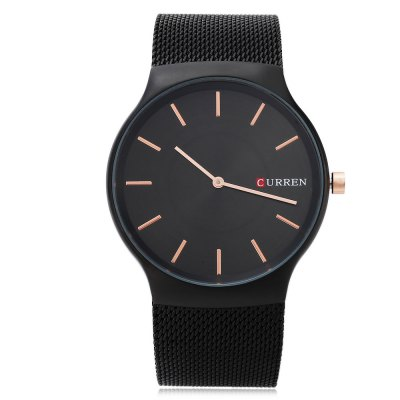 CURREN 8256 Casual Men Quartz WatchMens Watches<br>CURREN 8256 Casual Men Quartz Watch<br><br>Band material: Stainless Steel, Stainless Steel<br>Band size: 23.5 x 2.3 cm / 9.25 x 0.91 inches , 23.5 x 2.3 cm / 9.25 x 0.91 inches<br>Brand: Curren<br>Case material: Stainless Steel, Stainless Steel<br>Clasp type: Hook buckle, Hook buckle<br>Dial size: 4 x 4 x 0.8 cm / 1.57 x 1.57 x 0.31 inches , 4 x 4 x 0.8 cm / 1.57 x 1.57 x 0.31 inches<br>Display type: Analog, Analog<br>Movement type: Quartz watch, Quartz watch<br>Package Contents: 1 x CURREN 8256 Casual Men Quartz Watch, 1 x Box , 1 x CURREN 8256 Casual Men Quartz Watch, 1 x Box<br>Package size (L x W x H): 11.30 x 8.40 x 6.80 cm / 4.45 x 3.31 x 2.68 inches, 11.30 x 8.40 x 6.80 cm / 4.45 x 3.31 x 2.68 inches<br>Package weight: 0.202 kg, 0.202 kg<br>Product size (L x W x H): 23.50 x 4.00 x 0.80 cm / 9.25 x 1.57 x 0.31 inches, 23.50 x 4.00 x 0.80 cm / 9.25 x 1.57 x 0.31 inches<br>Product weight: 0.072 kg, 0.072 kg<br>Shape of the dial: Round, Round<br>Watch color: Blue, Gold, Silver, Black, Rose Gold , Blue, Gold, Silver, Black, Rose Gold<br>Watch style: Casual, Casual<br>Watches categories: Male table<br>Water resistance : Life water resistant, Life water resistant