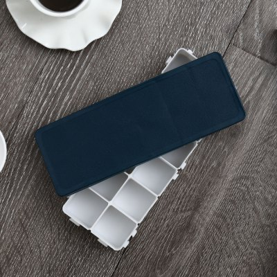 12 Case Color Mixing Tray Drawing Tool for Artist paint palette color mixing tray drawing utensil
