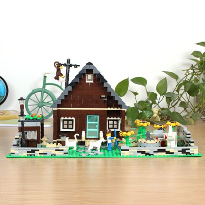 House Theme ABS Miniature Kit