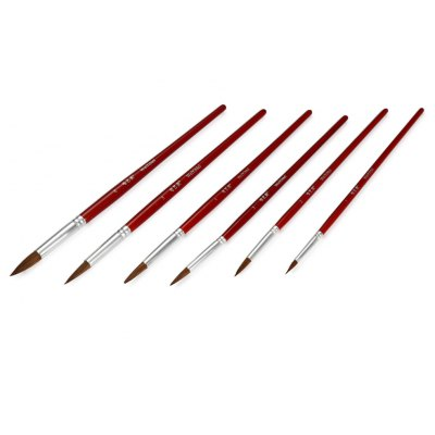 WeiYiMei 6 in 1 Painting Brush Paint Pen