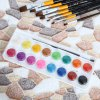 SIMBALION WCC - 16 16 in 1 Solid Watercolor Paints