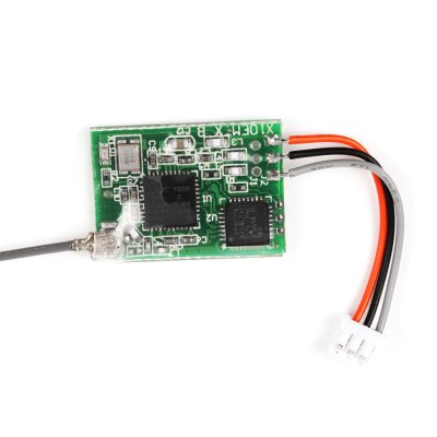 Holybro 2.4G 6CH Satellite Receiver Compatible with DSMX / DSM2