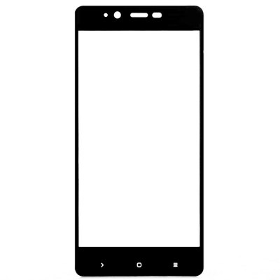 ASLING Tempered Glass Film for Xiaomi Redmi 4 High Version
