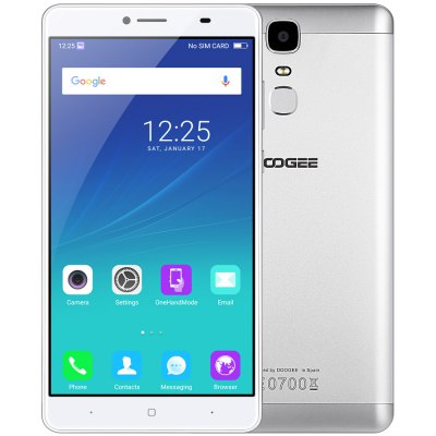 DOOGEE Y6 Max Android 6.0 6.5 inch 4G Phablet